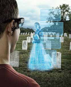 Augmented Reality - This might be the near future